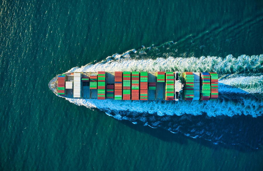 Can Cargo Ships Use Wind Power to Go Green?