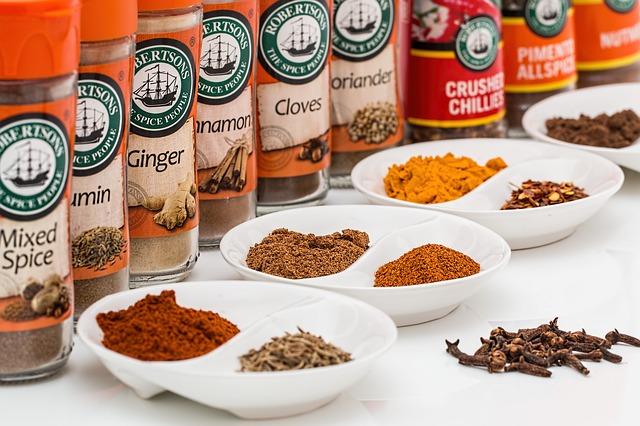 cuisines ingredients web crawling
