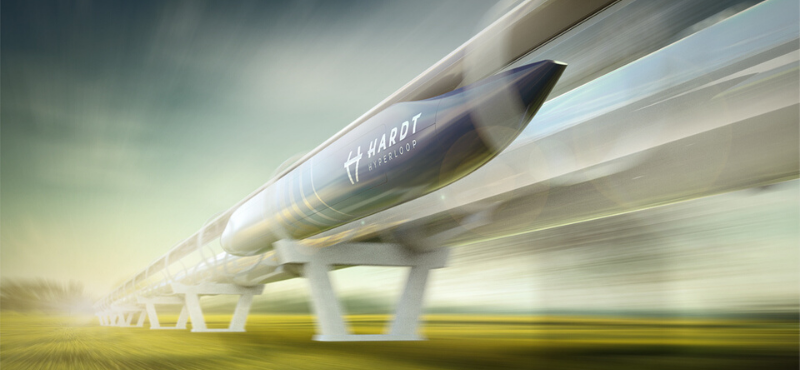 Elon Musk's Hyperloop could be the future of transport