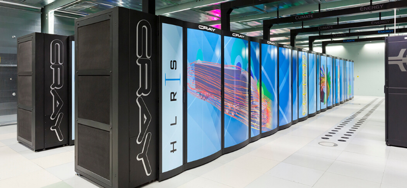 Cray's Supercomputer will speed up Data Processing