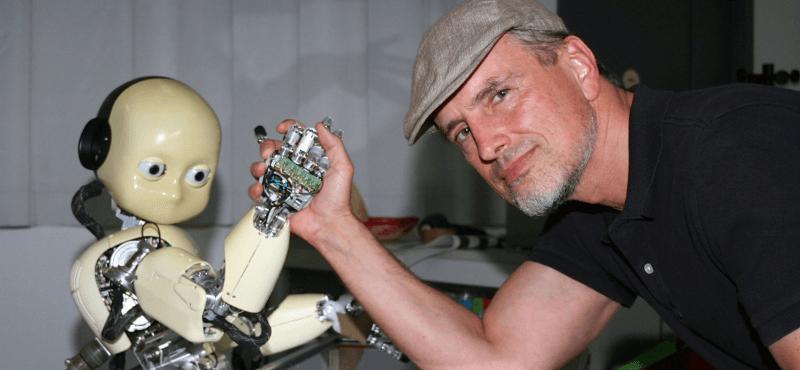 Artificial Intelligence of the future with Jurgen Schmidhuber