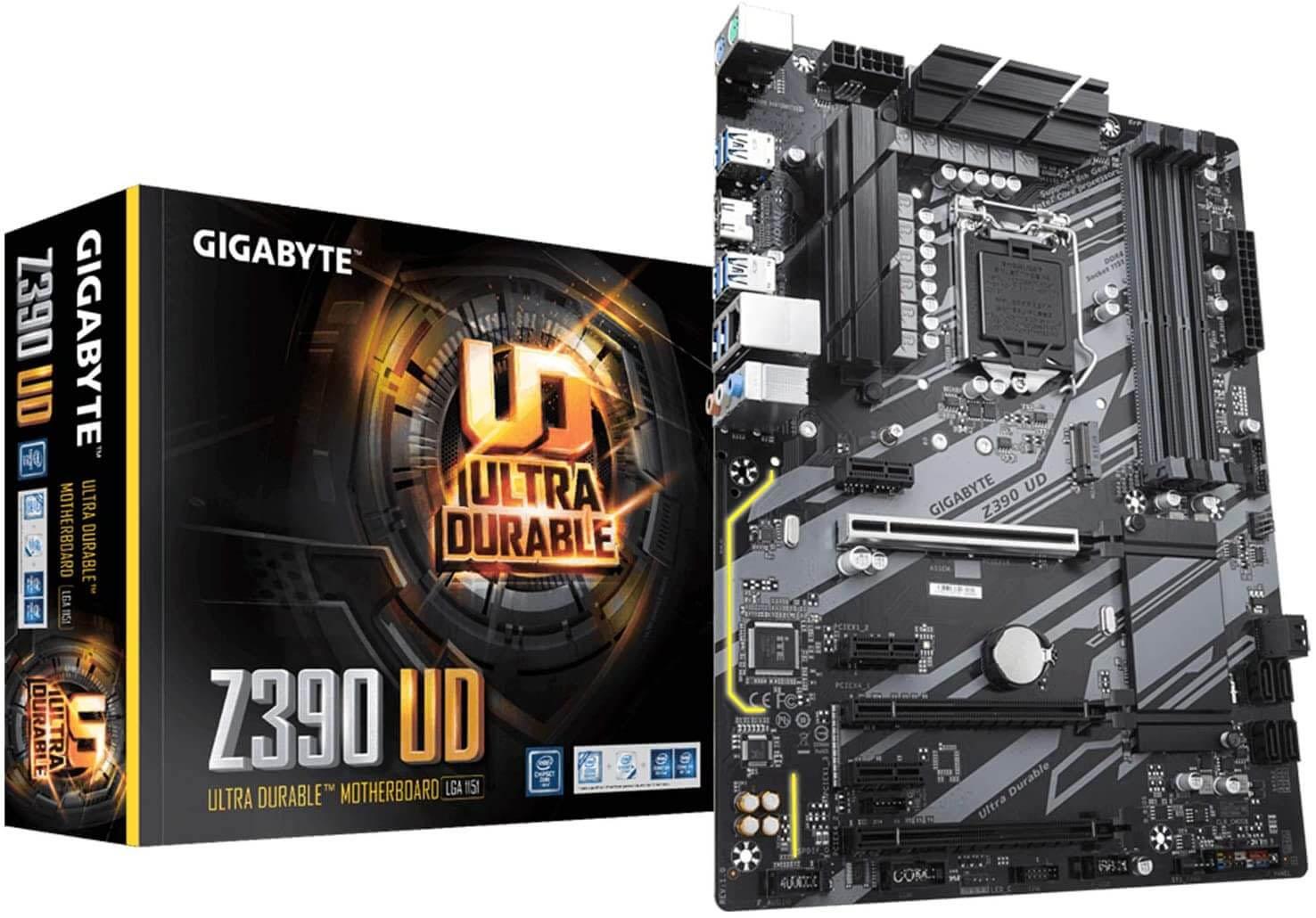 Gigabyte Z390 UD Review: Best 9th Gen Mobo Under $200?