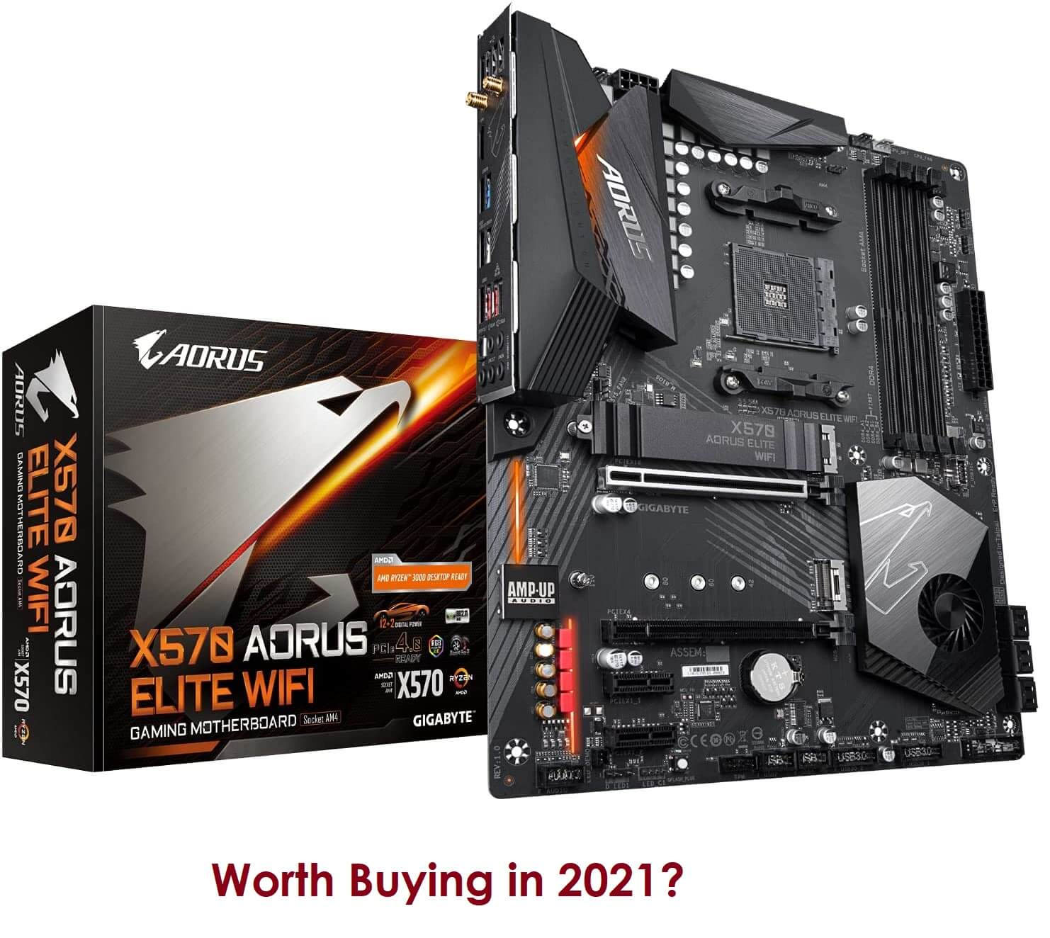 Gigabyte X570 Aorus Elite Review: Is it worth buying in 2021?