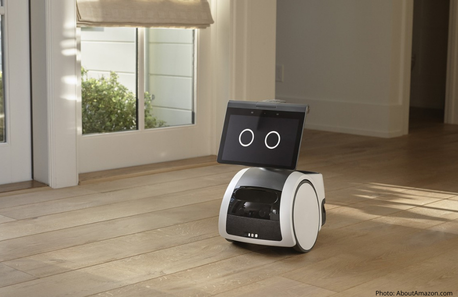 """All You Need To Know About """"Astro"""" Amazon's New Home Robot"""
