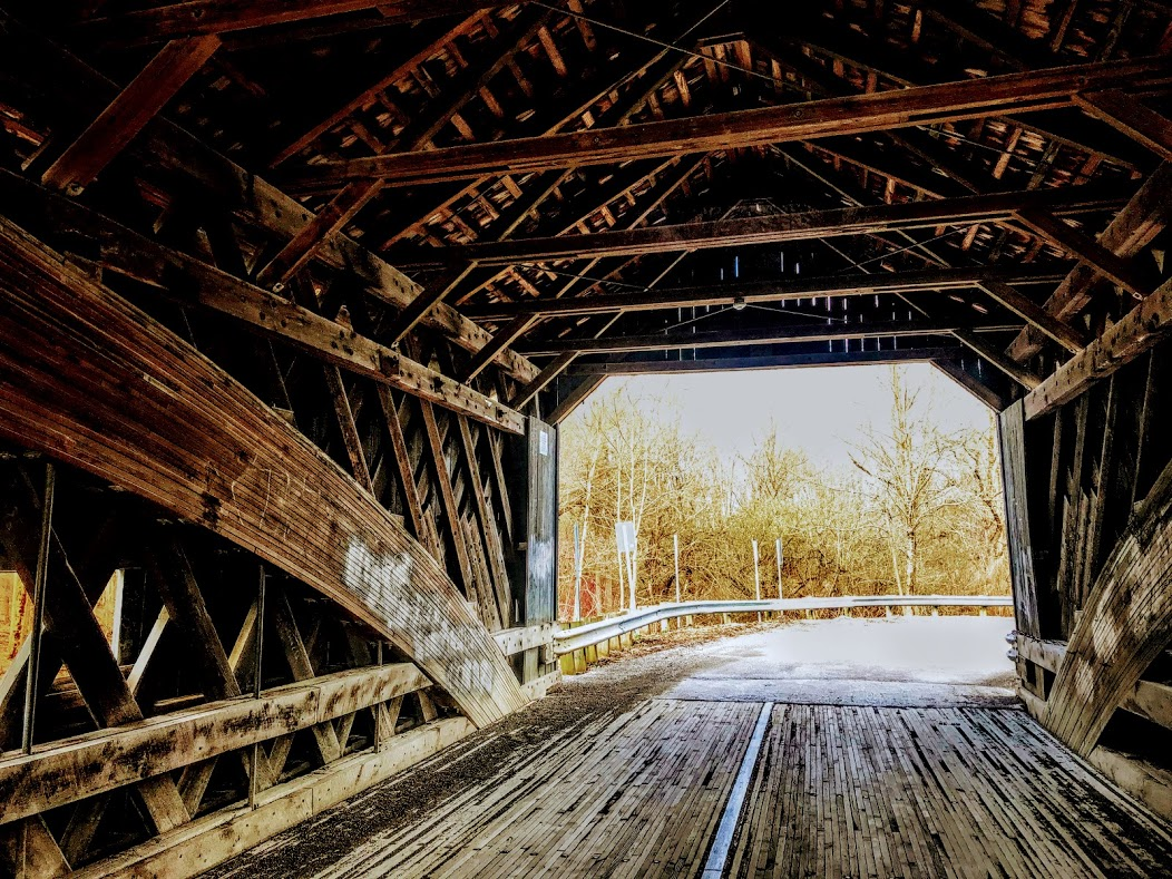 Doyle Road Covered Bridge, Ashtabula