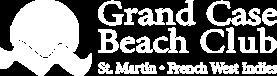 Grand Case Beach Club White Logo
