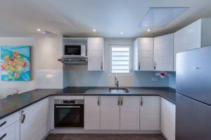 1 Bedroom Ocean Kitchen 01  | Grand Case Beach Club, St. Martin
