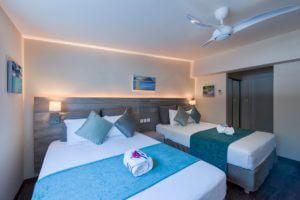 2 Bedroom Ocean Back Bedroom B – 02 | Grand Case Beach Club, St. Martin
