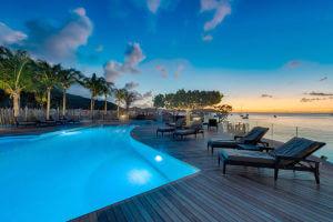 St. Martin Resort Pool