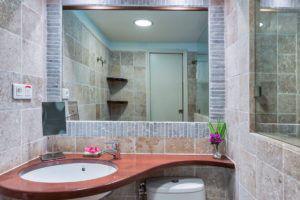 Studio Ocean Bathroom 01  | Grand Case Beach Club, St. Martin