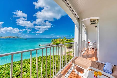 Loft Balcony with Ocean View
