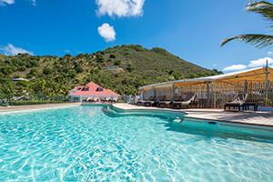 Resort Pool Grand Case Beach Club