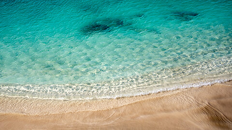 Grand Case Beach Club produces its own water...