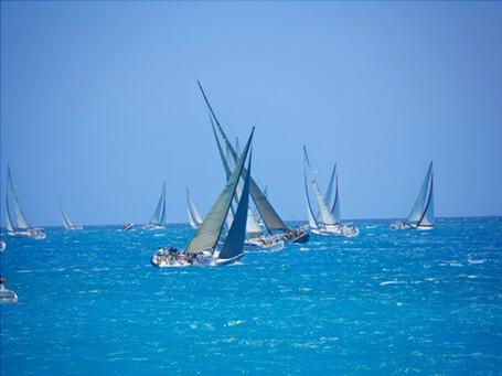 The Heineken Regatta comes to Sint Maarten!