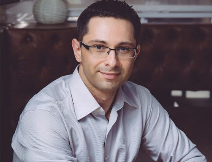 Evgeny Golubov, Founder and CEO of ITSoft