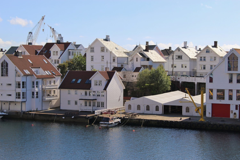 Bilde av by