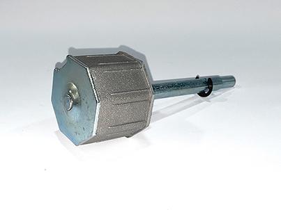 60mm adjustable metal idler