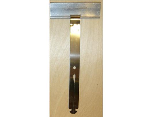 Quick mount slat hanger 55mm &44mm