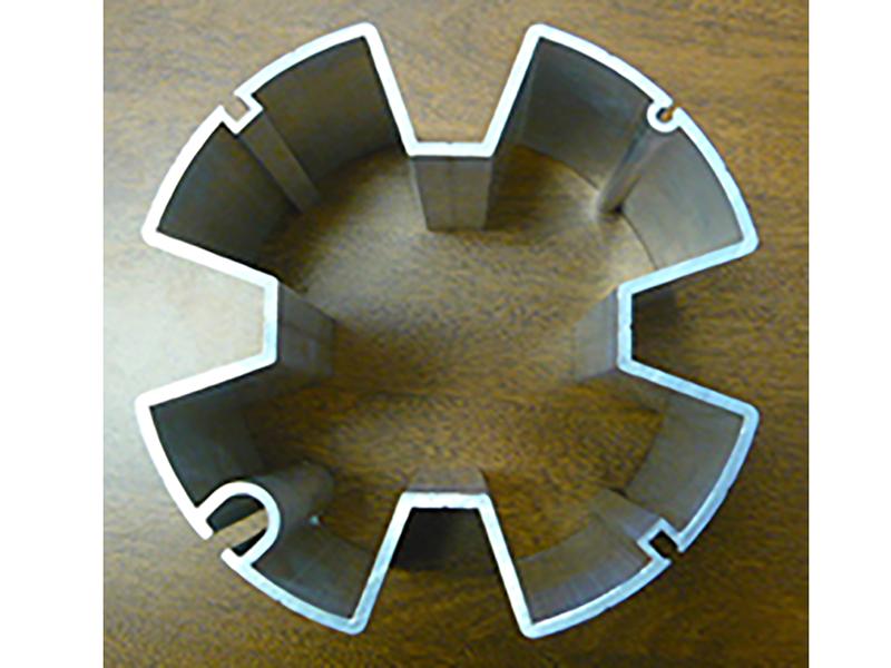 """6"""" Aluminum reel"""