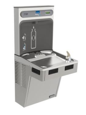 A Drinking Fountain