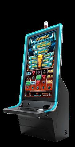 amtote parimax apollo 43 gaming cabinet upgrade overdrive