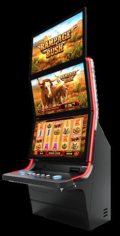amtote parimax apollo 27 triple gaming cabinet rampage rush