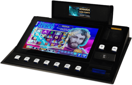 amtote parimax atlas bartop gaming nimbus strike