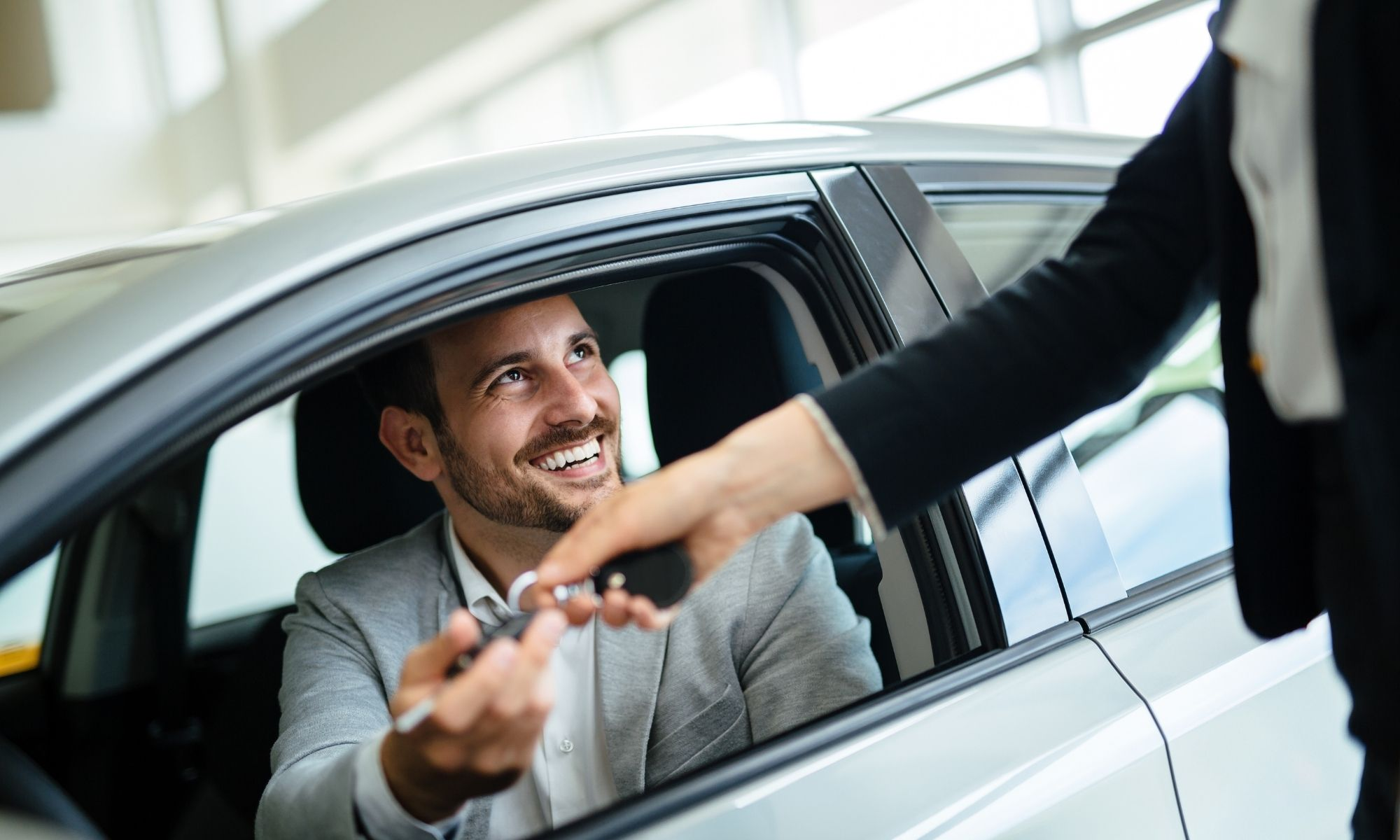 Can I Buy A Car With Bad Credit?