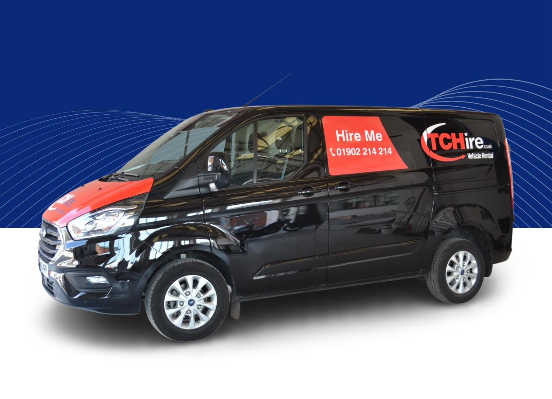 Ford Transit SWB (2.4m)