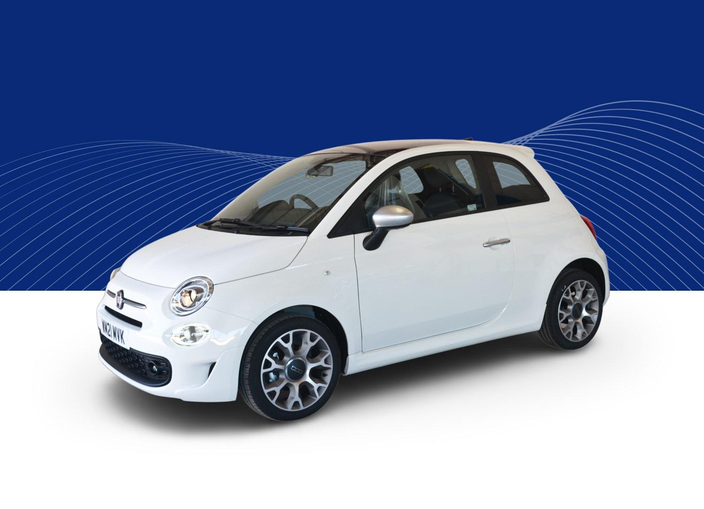 Mini 3 Door (Fiat 500 or similar)