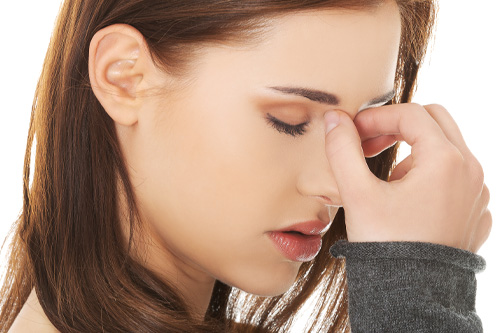 Sinus pain and pressure are miserable!