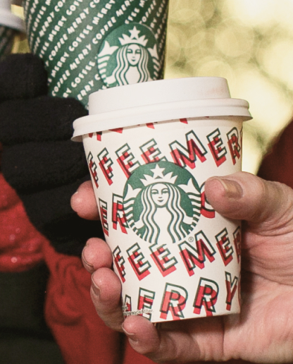 Starbucks at Enchant