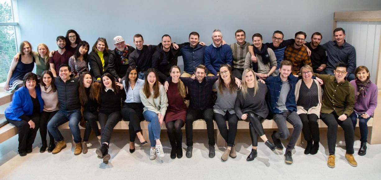 Enchant team photo 2020