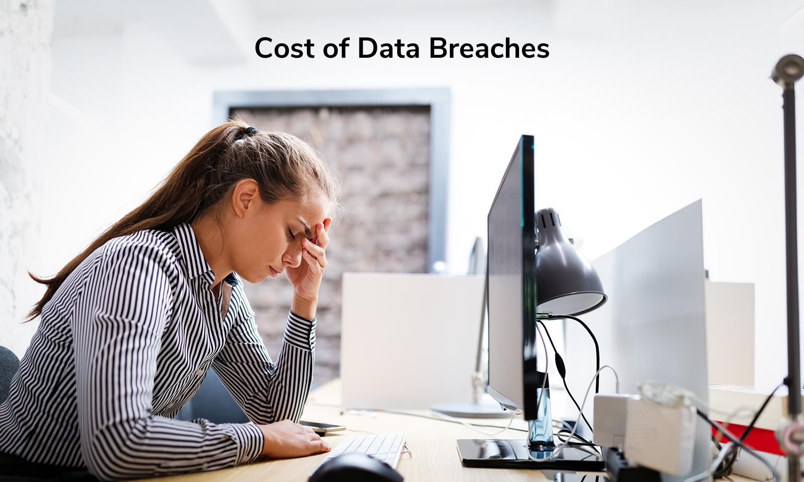 Custo de violações de dados