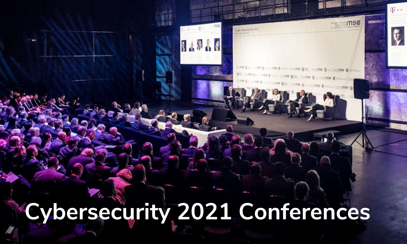 Cybersecurity 2021 Conferences