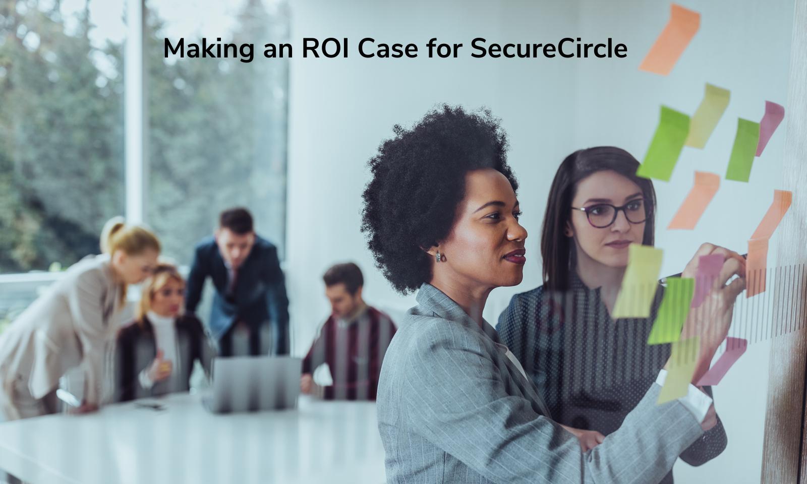 Fazendo um caso de ROI para SecureCircle