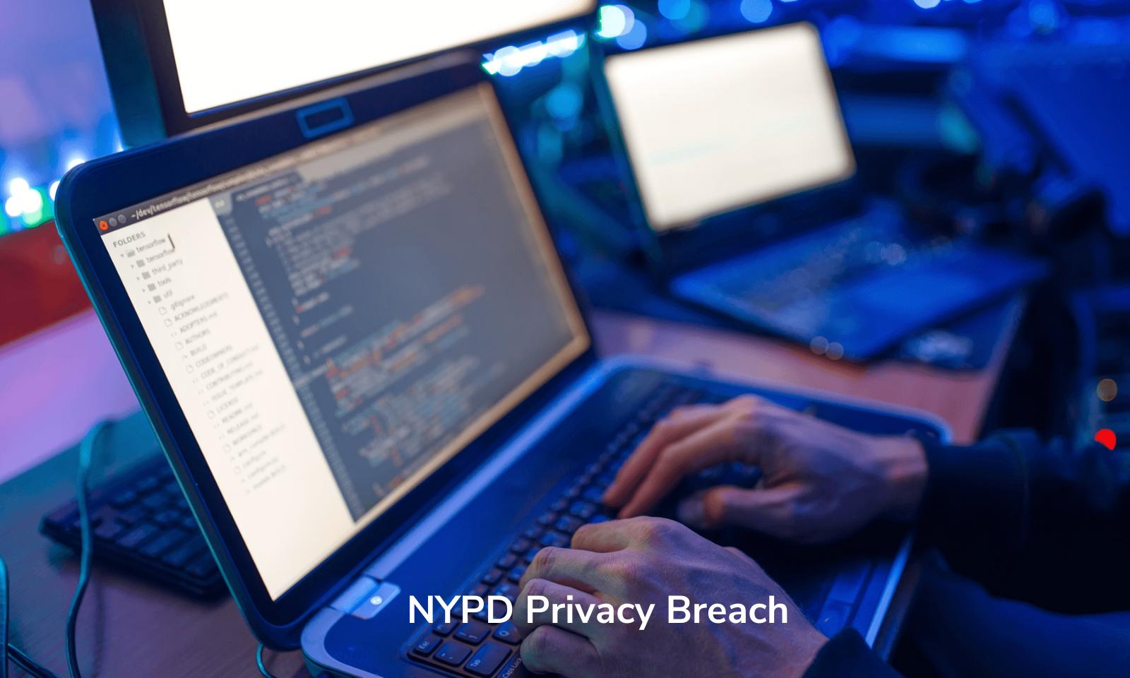 Violação de privacidade da NYPD