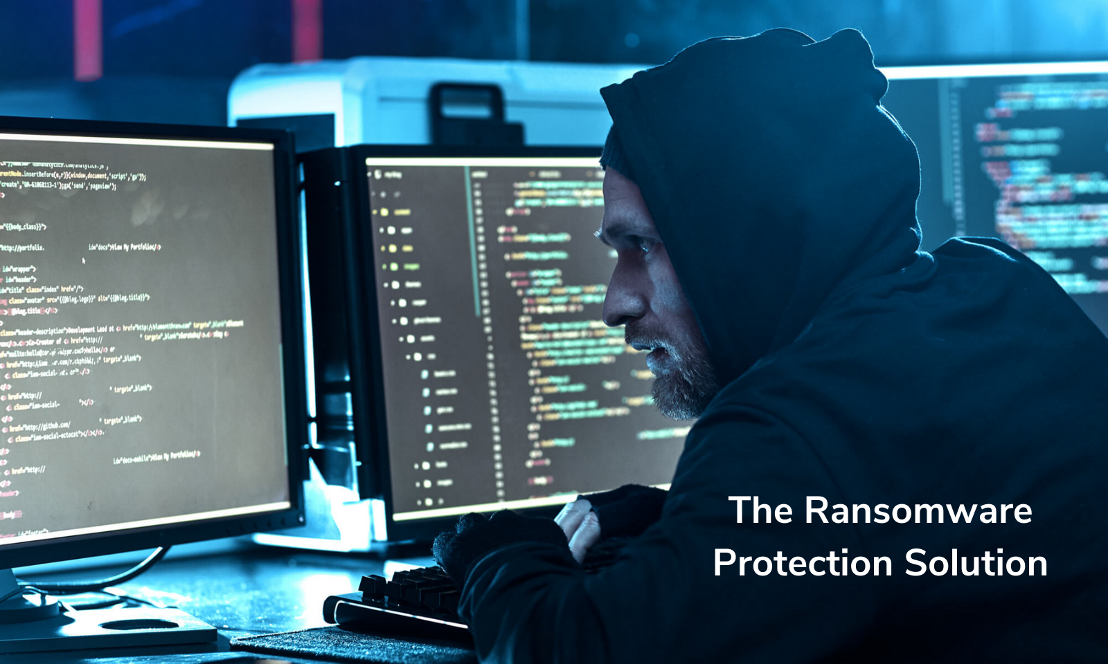 The Ransomware Protection Solution