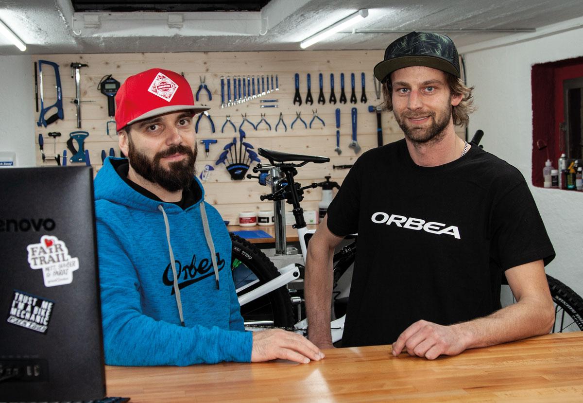 Noah Wasescha & Stefan Gisiger