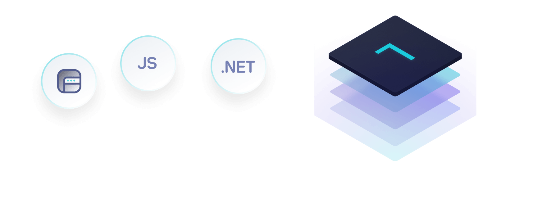 .Net and NodeJS SDKs available