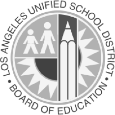 Logo for the Los Angeles Unified School District