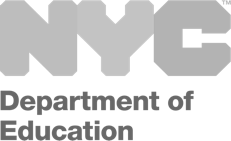 Logo for the New York City Department of Education