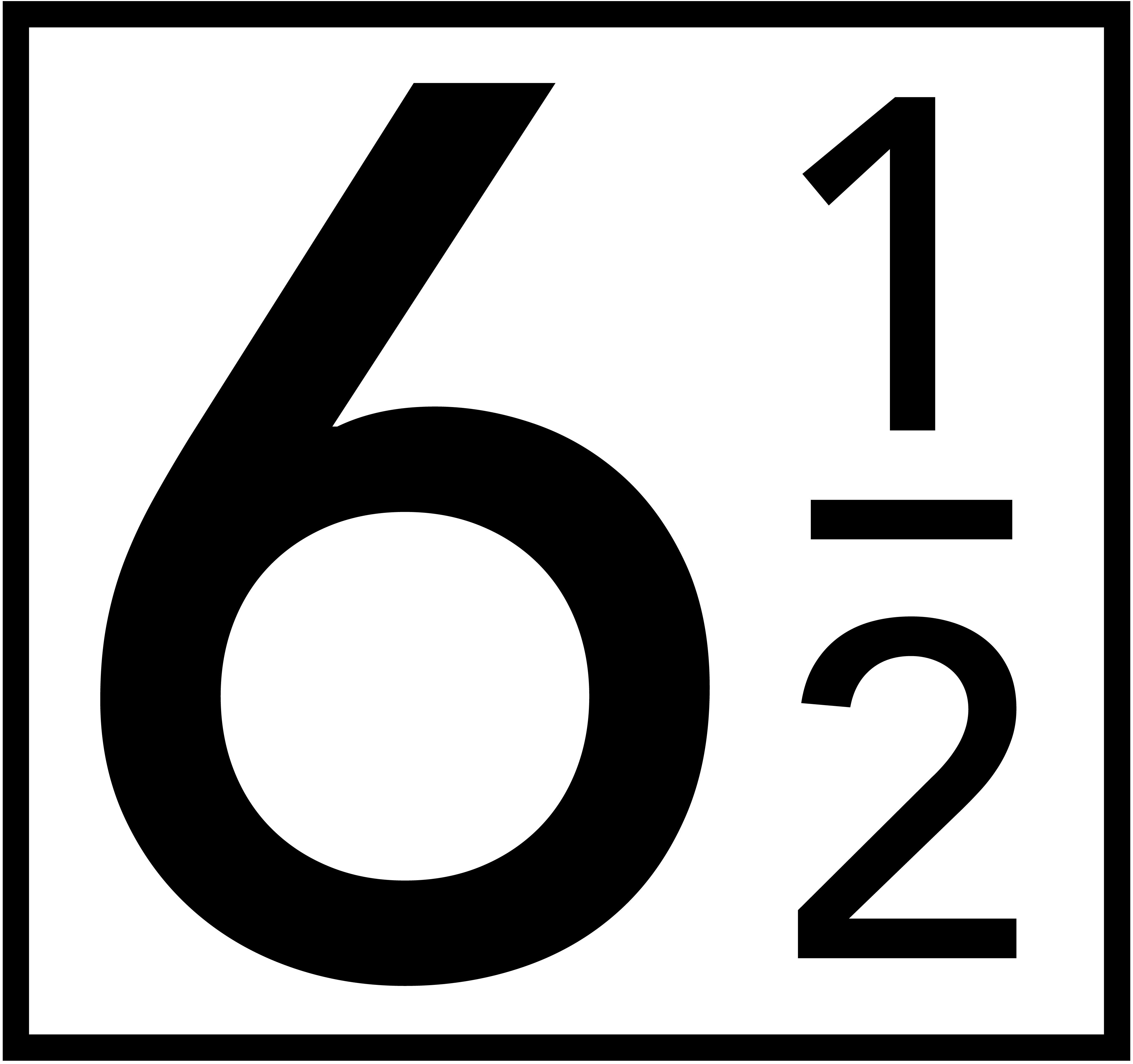 6 1/2 Consulting Logo