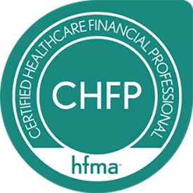certified healthcare financial professional seal