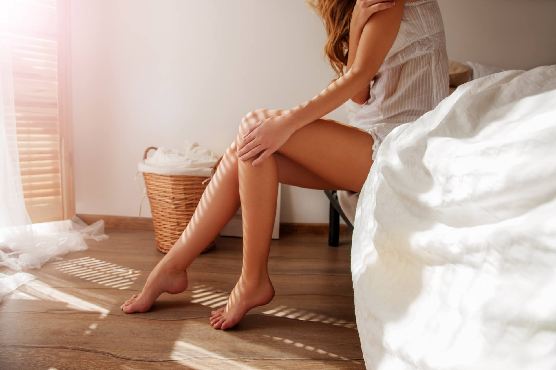 Should I Get Sclerotherapy Or Laser Treatment On My Spider Veins?