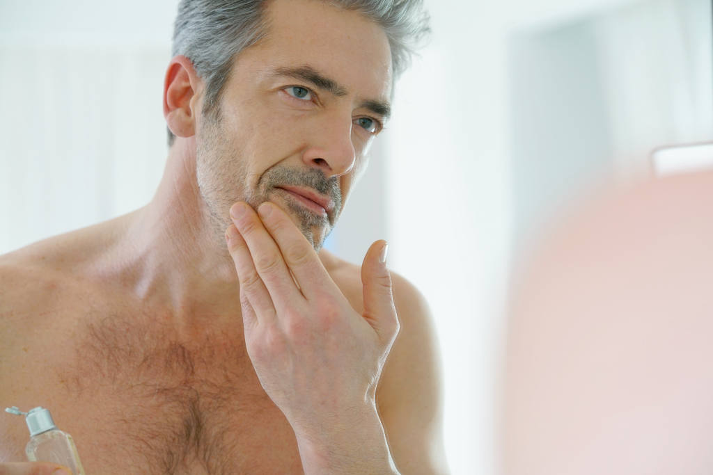 What causes Skin Laxity?