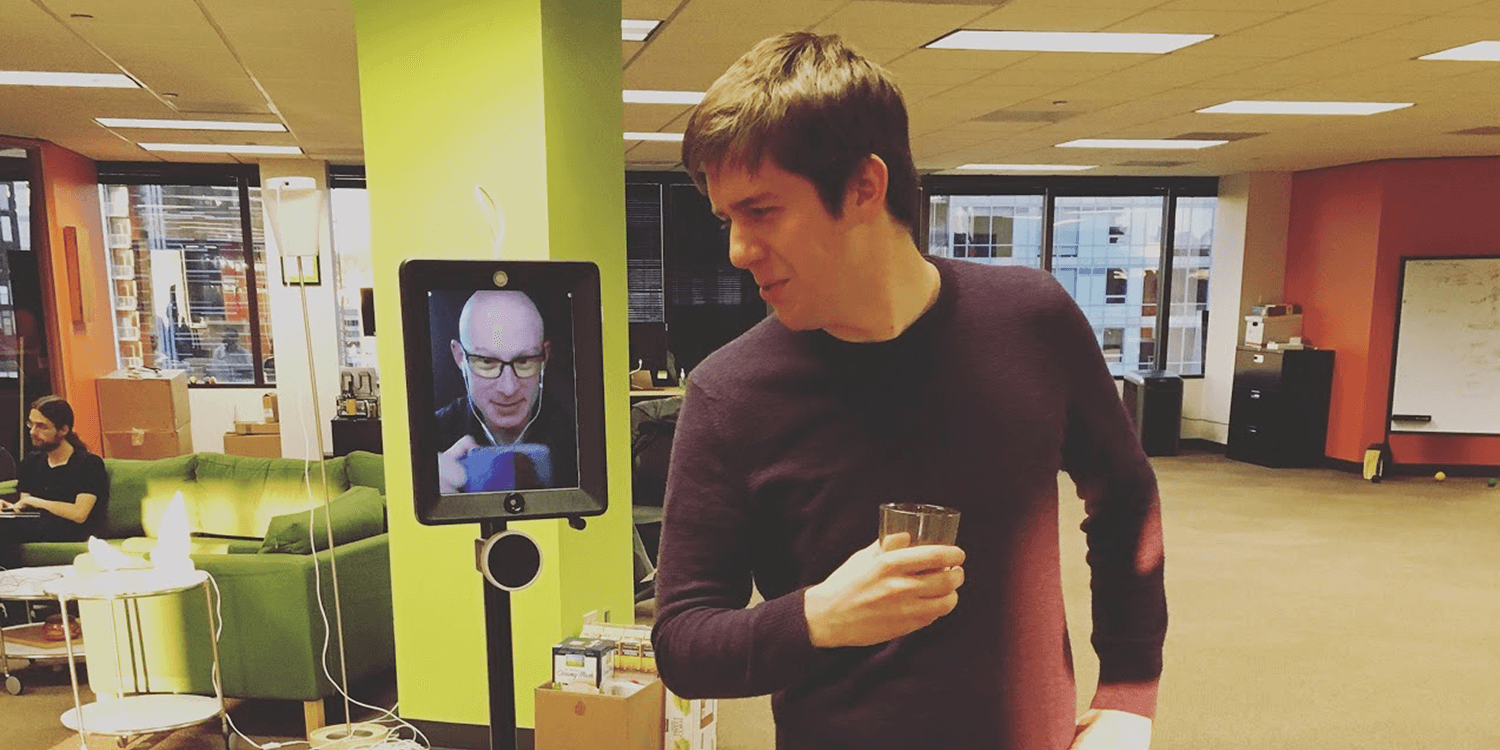 The Robot Uprising: Working Remotely at Usermind