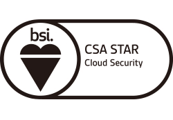 BSI CSA Star certification