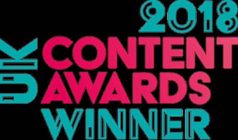 UK Content Awards 2018