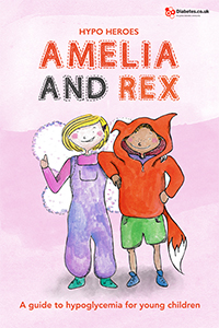 Hypo Heroes: Amelia and Rex
